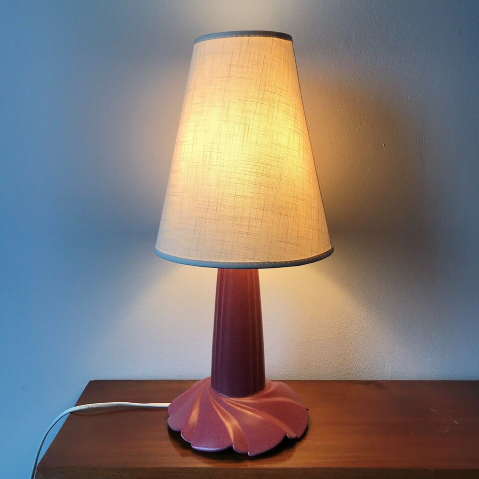 Anden bordlampe, Søholm