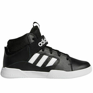 revendeur ca1f0 473ca Details about Adidas Skateboarding VRX Mid Kids Shoes Black White NEW BNIB  BY43776