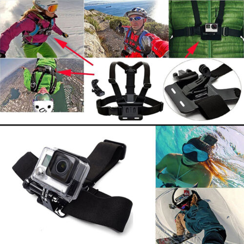 KIT fotocamera per Sony CAM Hdr-Action come 20//30v//100v//as200v//Hdr-az1 MINI Fdr-x1000v