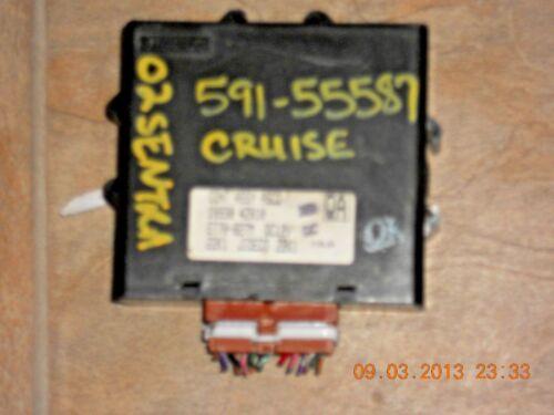 2000-2002 Nissan Sentra Cruise Control module 18930 4Z010