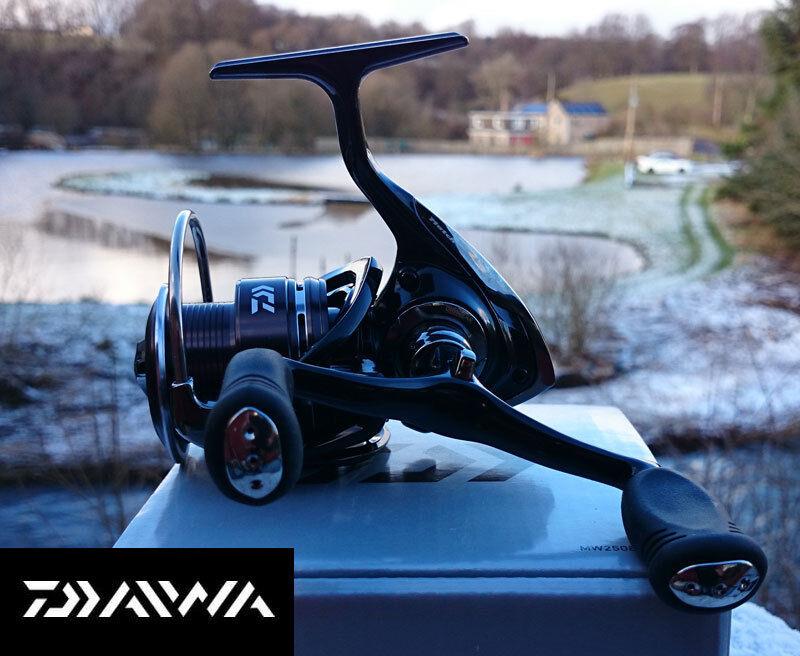Nuevo Daiwa Match ganador 3012d qda Carrete De Pesca Modelo No. mw3012dqda