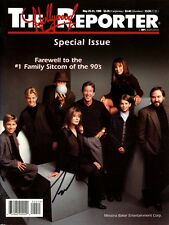 TIM ALLEN Signed Hollywood Reporter Special Issue - Home Improvements