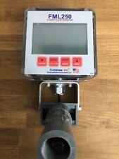 Turbines Inc Fml250 Liquid Flow Monitor