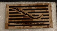 USN NWU Type II IFF UNION JACK Flag Patch Navy SEAL BROWN NSW SEABEE hook tape