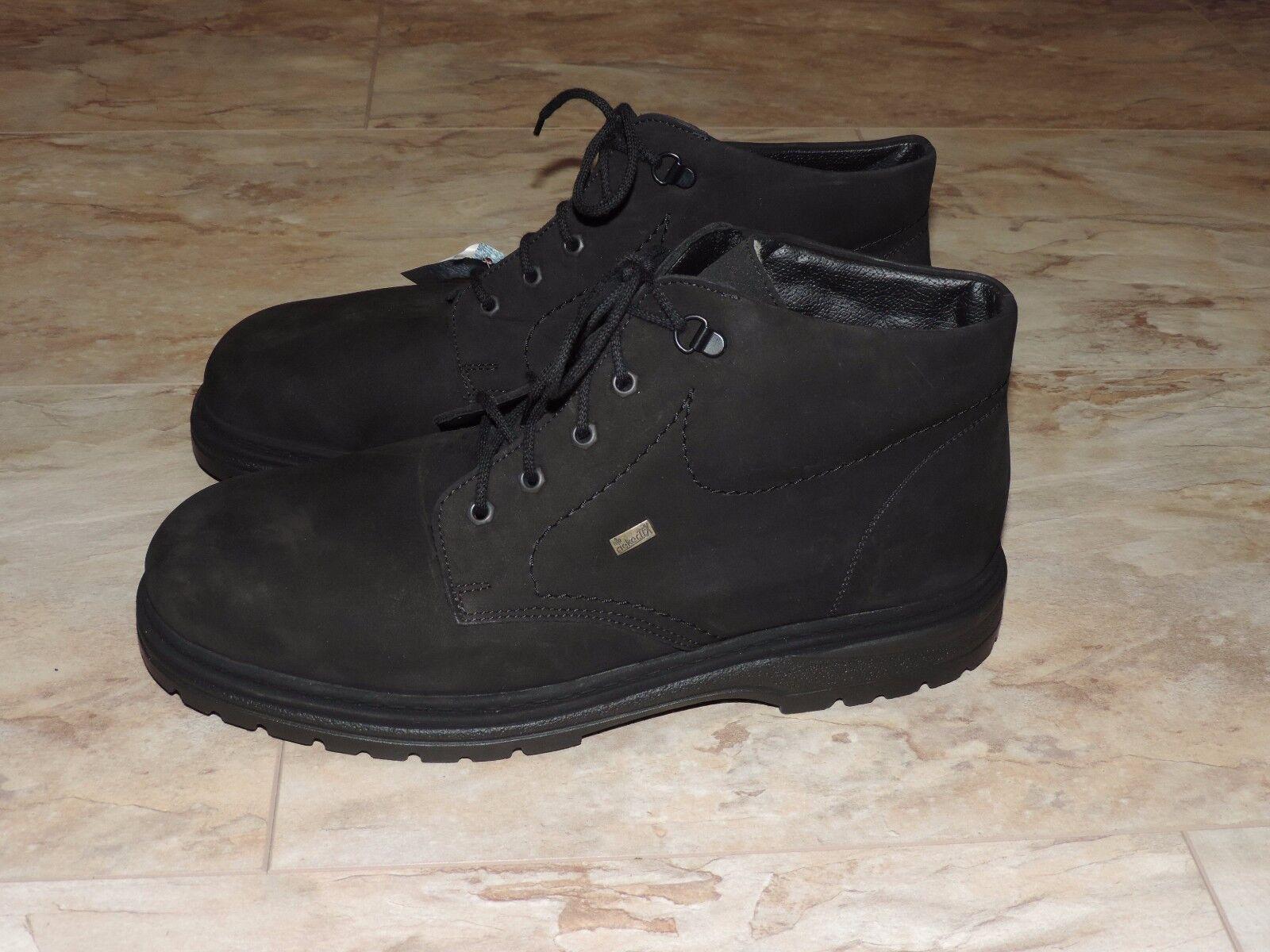 Rieker Herren Winter Boots, Schuhe-Gr. 45