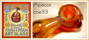 21-00-m-TRAUTMAN-ART-GLASS-034-Apricot-034-BORO-AK33