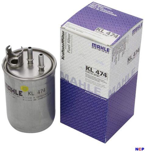 Filtro de Combustible MAHLE ORIGINAL KL474