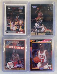 1990 -1993 Topps Michael Jordan SLU Starting Lineup Card 58SL 1992 29SL Lot