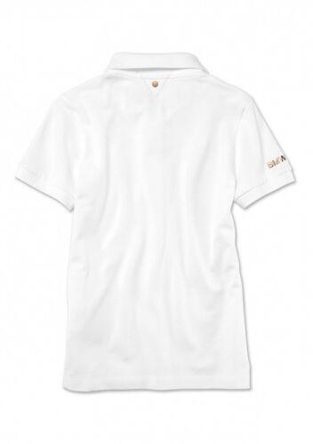 Damen Polo Weiß Shirt Bmw Original Poloshirt QBxhdtsCor