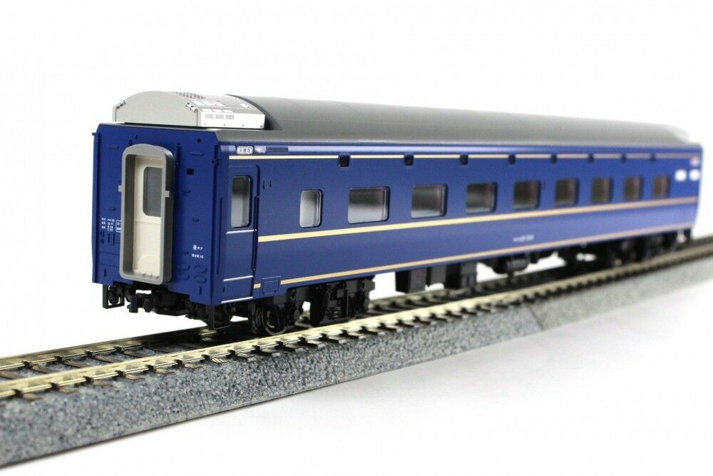 Kato HO 1-569 Series 24 Speeping Express Hokutosei ORONE ORONE ORONE 25-500  HO scale  4e8aa9