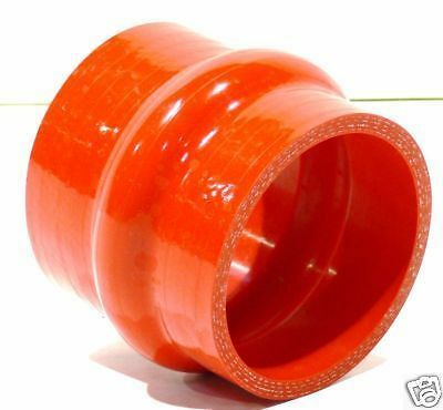 """3/"""" Inch Hose OBX  Reinforced Silicon Coupler Hump 3/"""""""