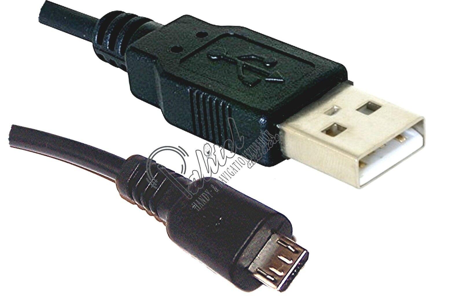 USB Kabel Datenkabel für TomTom Via 125 Traffic Europe