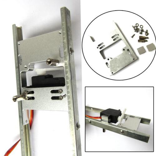 Metall Lenkservo Fixed Mounting Halterung Für 1//16 WPL B1 B14 B16 B24 C24 C14 RC