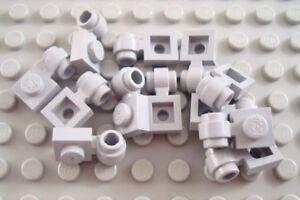 LEGO Lot of 12 Light Bluish Gray 1x2 Tiles
