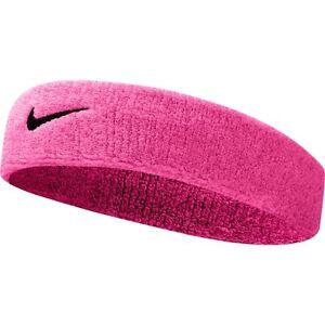29acf4f1e2fa Image is loading NEW-Nike-Nike-Breast-Cancer-Awareness-Swoosh-Headband-