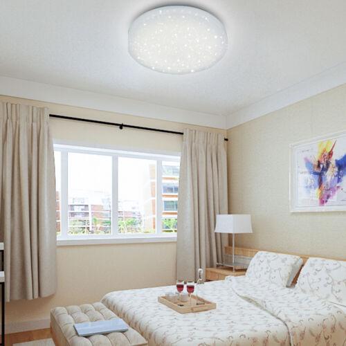12W LED Deckenleuchte Wand-Deckenleuchte Treppen Badlampe Kaltweiß Deckenlampe