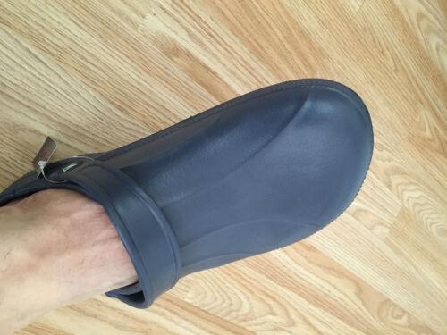 Men Clogs Orthopaedic Diabetic Hospital Kitchen Nurse Slipper Shoe Sandal Size
