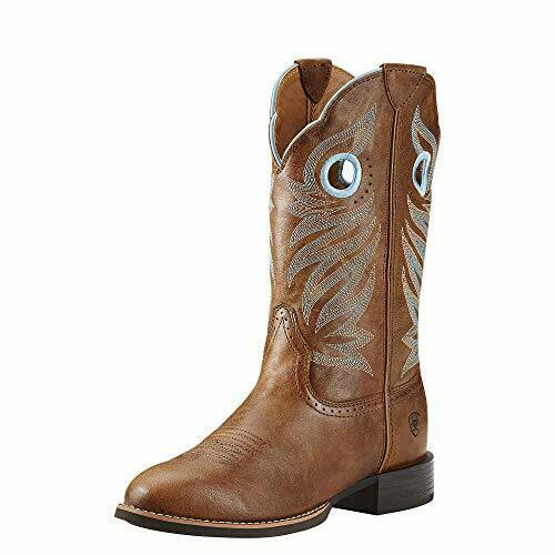 Ariat ARIAT Round Up Stockman Western Boot   B M US- Pick SZ color.