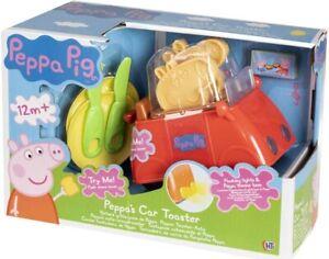 Peppa-Pig-Auto-Toaster-Spielset-Spielzeug-mit-Blinkleuchten-amp-Geraeusche-Alter-1