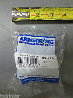 Armstrong Tools 39-124 1/2 Drive 12 Point Standard Socket 24mm