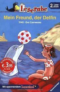Leserabe-Mein-Freund-der-Delfin-Mit-spannenden-Leserae-Buch-Zustand-gut