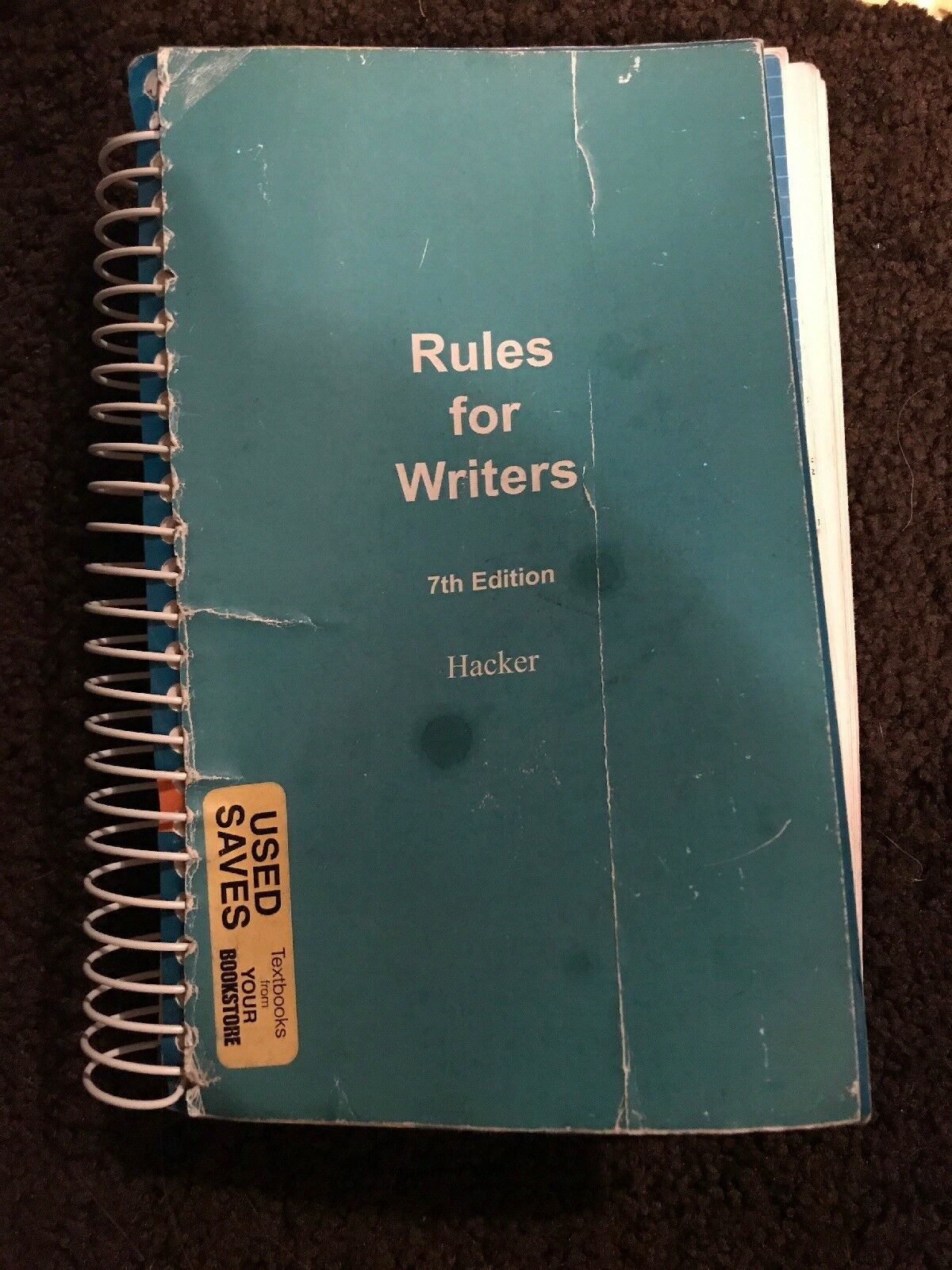 Amazon. Com: developmental exercises for rules for writers.