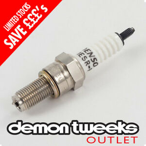 DENSO IRIDIUM POWER SPARK PLUG SET IK27X 4 RACING PLUG