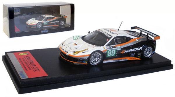 entrega rápida Fujimi Ferrari Ferrari Ferrari 458 Italia GT2  89 Le Mans 2011-farnbacher simonsen keen 1 43  punto de venta