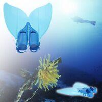 Kinder/jugendlich Meerjungfrau Flossen Schwanzflosse Reise Schwimmen Monoflosse