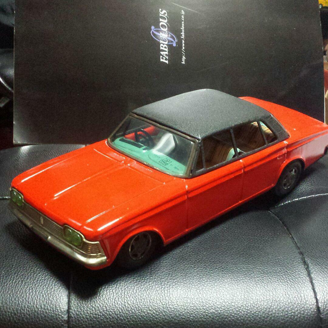 TOYOTA Toyopet Crown DX Made in Japan Super Rare without box From Japan F S