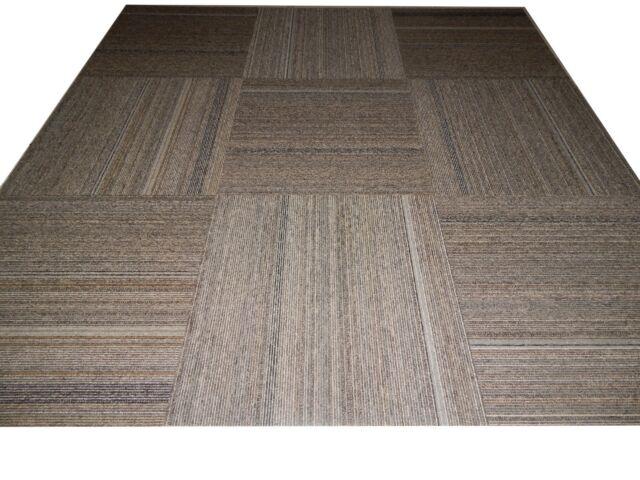 Carpet Tile 144 S F Commercial Grade 100 Nylon 24 X 24 For Sale Online Ebay
