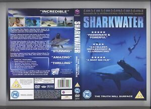 Sharkwater DVD (2008) Rob Stewart