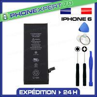 BATTERIE ORIGINALE INTERNE POUR IPHONE 6 NEUVE + OUTILS + PENTALOBE