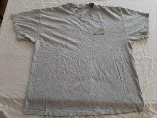 Vintage 2000 Windows XP T Shirt Size XL Be Sure It