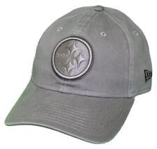 Era Pittsburgh Steelers Graphite Core Classic Tonal 9twenty Adjustable Hat a4d5a378a