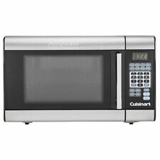 Amazing Cuisinart 1 Cu. Ft. 1000 Watts Stainless Steel Microwave Oven   Recertified