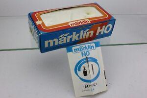 Marklin-3065-OVP-Leerkarton-mit-Anleitung-fur-Diesellok-V60-BR-260-TOP