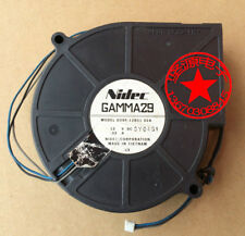 NIDEC 6cm D06F-12B3S1 12V 0.33A 3Wire Projector Fan