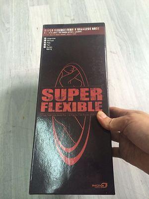 Phicen Super-Flexible Seamless BIG bust body w// Steel Skeleton Pale 1//6 S07C