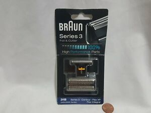 NEW-Braun-31B-Series-3-5000-6000-Shaving-Foil-amp-Cutter-SEALED-shave-head