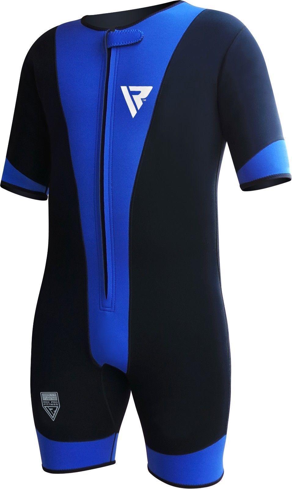 RDX Gewichtsverlust Neopren Schwitzanzug Saunaanzug Sauna Suit Sport Gewichtsverlust RDX Sweatanzug 1bfd43