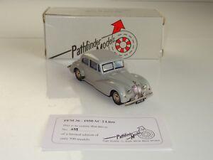 (eb) Pathfinder En Métal Blanc Ac 2 L 1950-pfm 36-afficher Le Titre D'origine