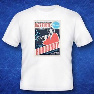 Ron-Burgundy-Anchorman-cult-tshirt-classic-tv-film-movie-memorabilia
