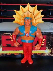 WWF-HASBRO-RICKY-THE-DRAGON-STEAMBOAT-WWE-WRESTLING-FIGURE-1991-SERIES-4