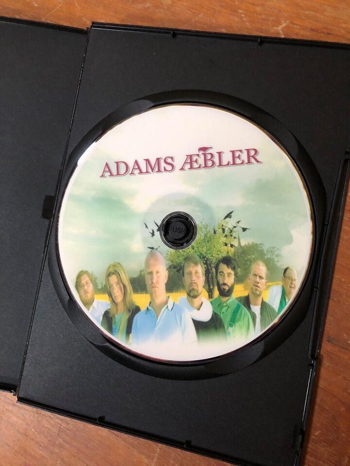 Adams æbler, DVD, komedie