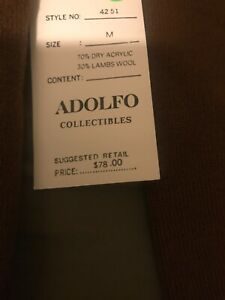 Adolfo Collectibles Lamb wool Blazer and Skirt Size Medium Excellent Conition