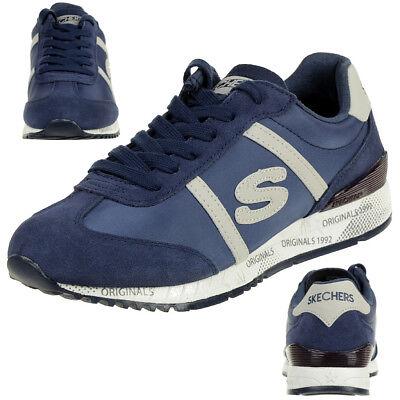 Skechers Originals 1992 Sunlite Reminise Damen Sneaker blau nkMVJ