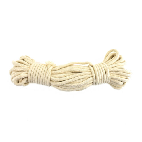 16-Yard Ivory Cotton Rope Bundle 4mm