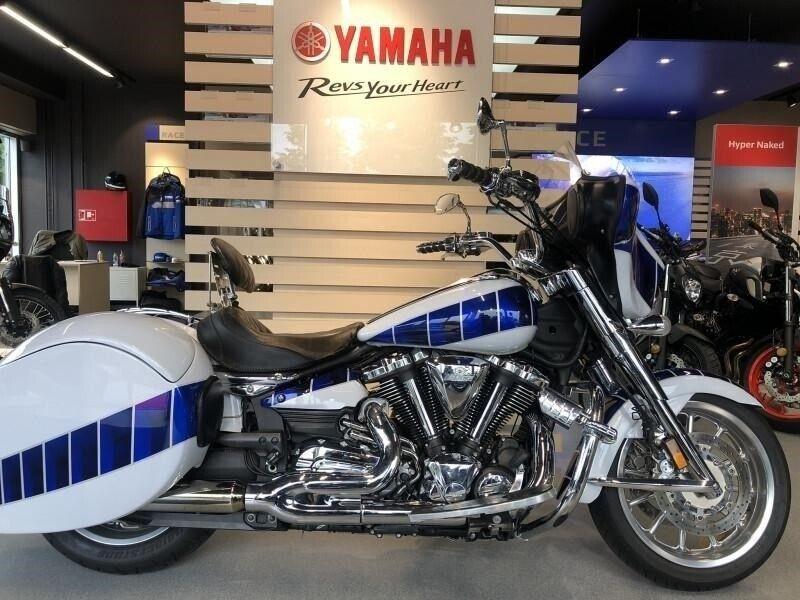 Yamaha, XV 1900, ccm 1900
