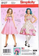 Pinup Dress Sewing Patterns